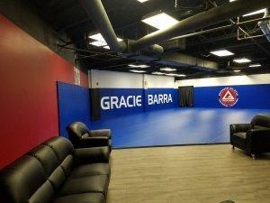 Gracie Barra Brazilian Jiu-jitsu Mats