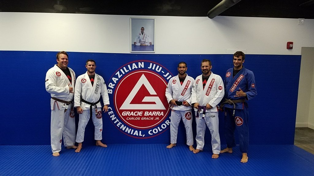 Gracie Barra Centennial Instructors