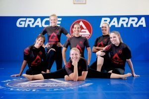 Gracie Barra Women Program
