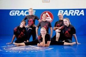 Gracie Barra Women Program